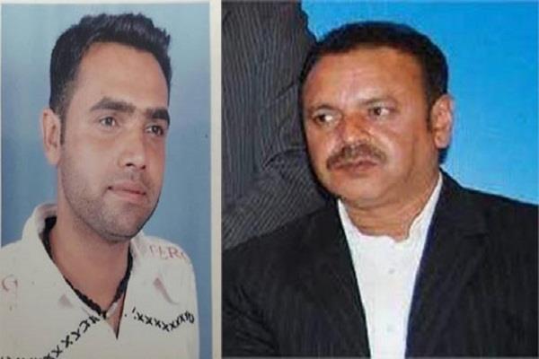 government said former mla ramkishan gujjar can not contest elections