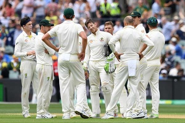 Cricket Australia INDvsAUS