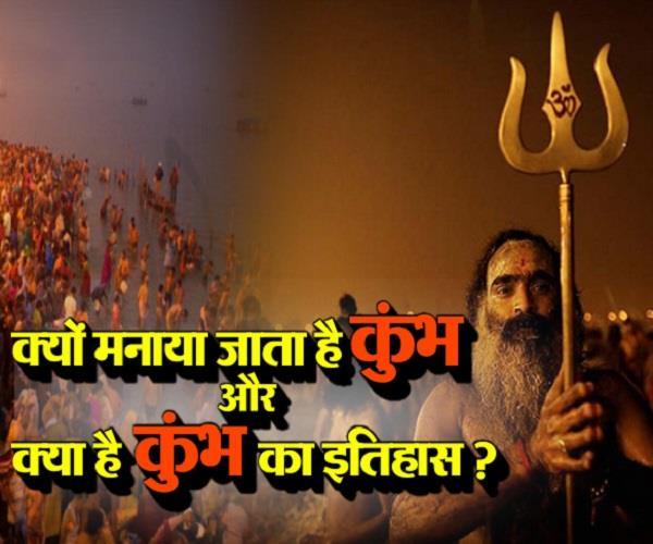 why is kumbh and what is the history of kumbh mela