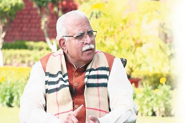 five municipal elections seal on winning work manohar lal