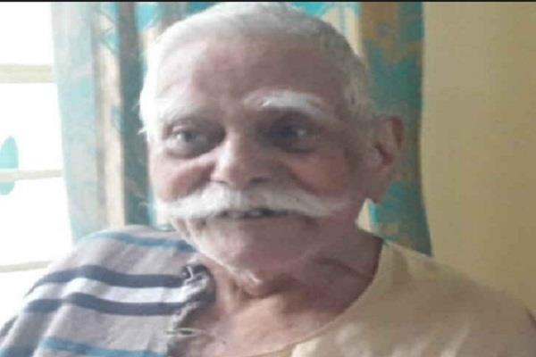 jharkhand veteran leader dinanath pandey dies three times mla