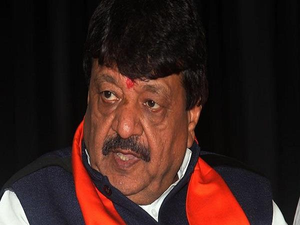 vijayvargiya threatens to kamal nath government