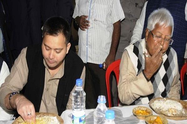 on makar sankranti will not host banquet in rabri housing