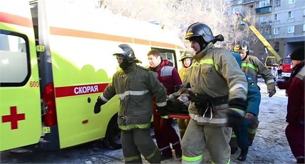russia  minibus in magnitogorsk bursts into flames 3 killed
