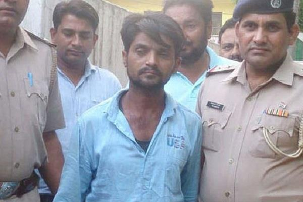 life imprisonment for accused in case of rape with child