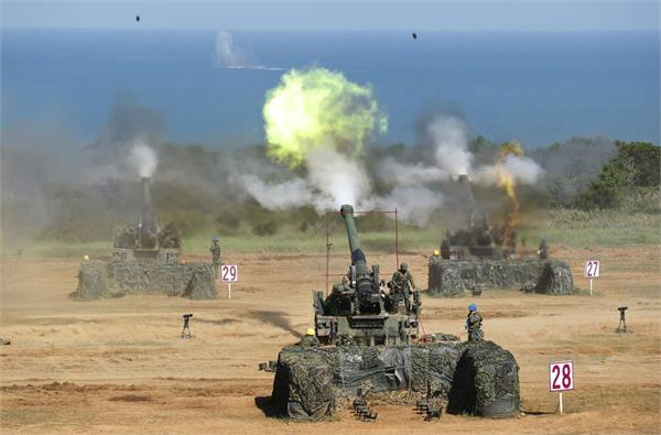 taiwan announces new look military drills to counter china