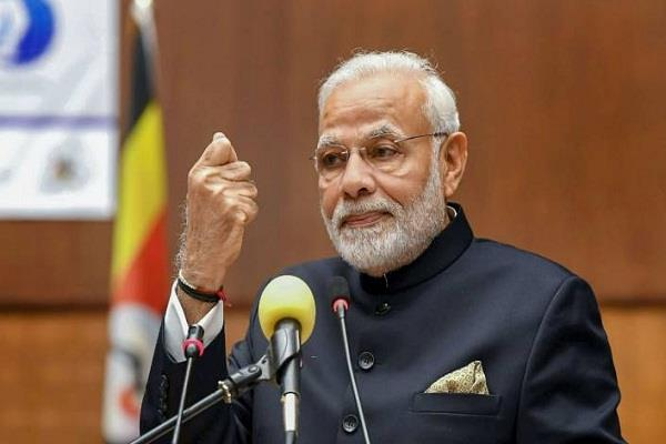 projects of rs 12 lakh crore lying in pits pm