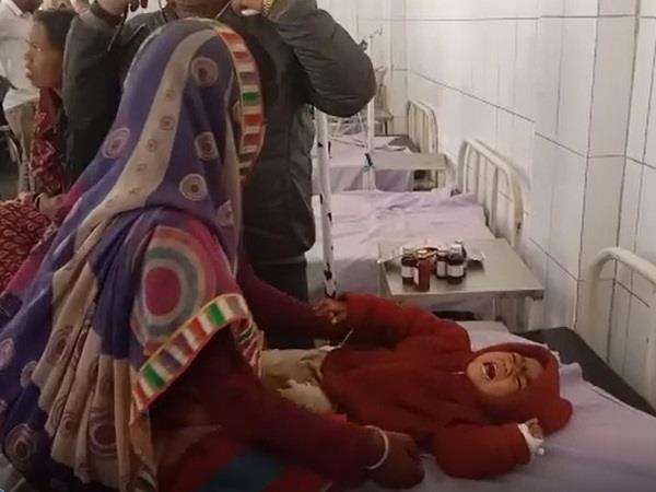 1 child dies after vaccination five injured