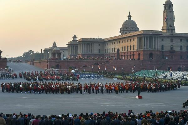 traffic to be diverted for beating retreat drill
