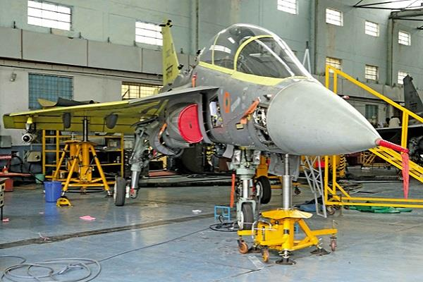 hal approves building weapon version of lca tejas