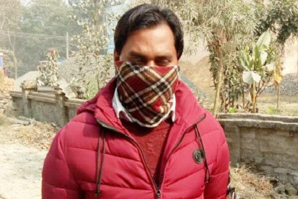 vicky is arrested in muzaffarpur case