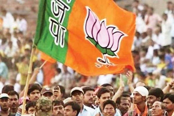 jind by election 11 leaders present at bjp office claiming on ticket