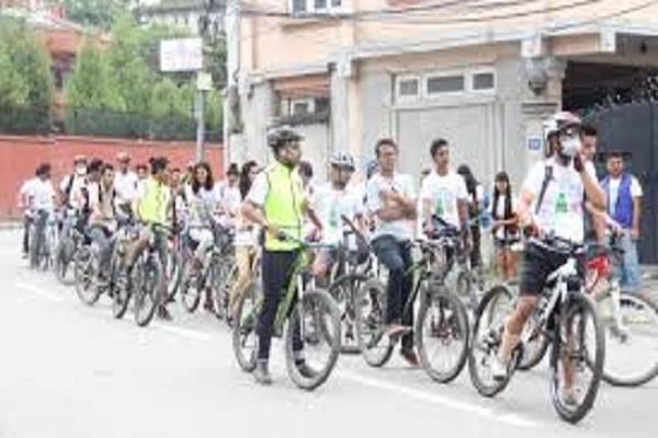 save fuel make healthcare program extract cycling rally