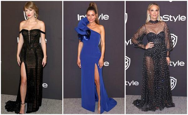 Golden Globes 2019ः रैड कार्पेट पर सेक्सी लुक में पहुंची दीवाज, कुछ का फैशन हुआ फेल