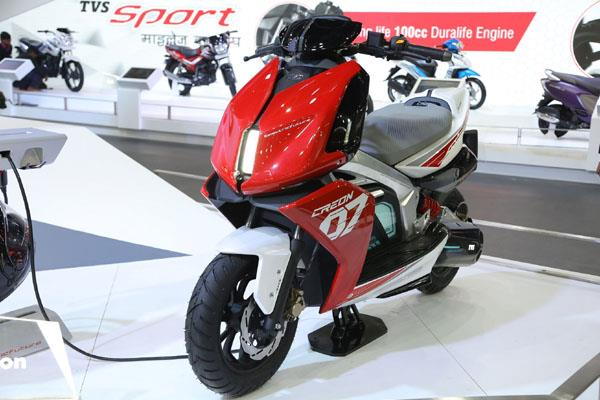 tvs motor demands gst rate on two wheel vehicles