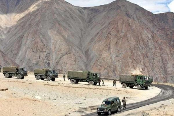 government to build 44 roads on china border