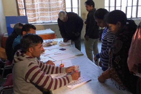 question on evm in panipat mc case reached in court