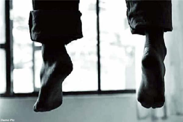 contractor committed suicide