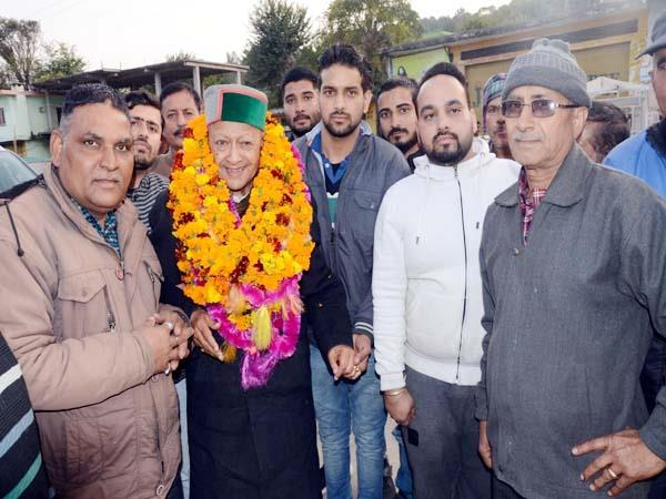 candidate from hamirpur parliamentary constituency will be declared soon