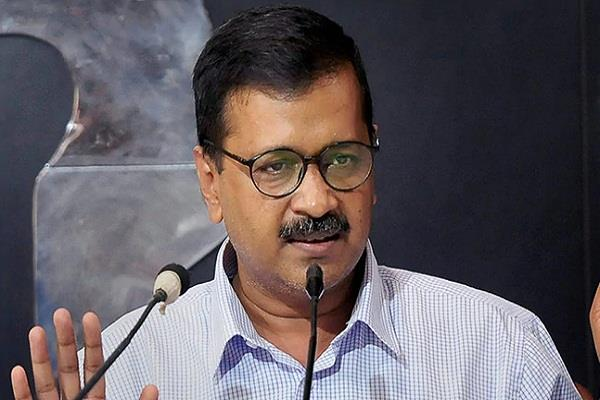 vote for congress means winning bjp kejriwal