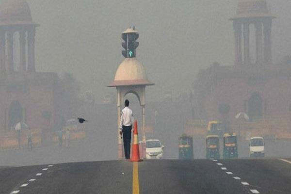 air quality of delhi in severe category