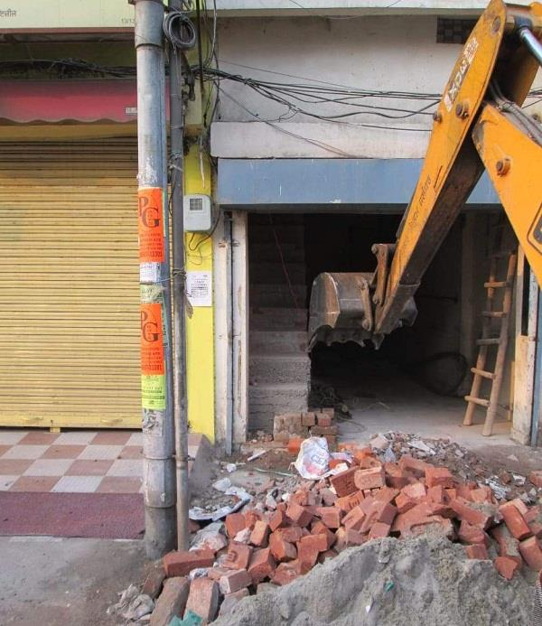 the action of the corporation in jalandhar