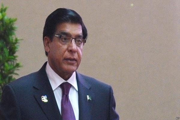 former pakistan prime minister ashraf sued