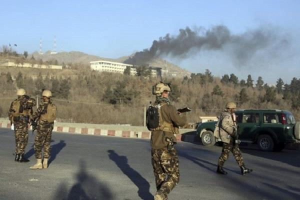 afghanistan 11 taliban terrorists heap in coalition forces attack