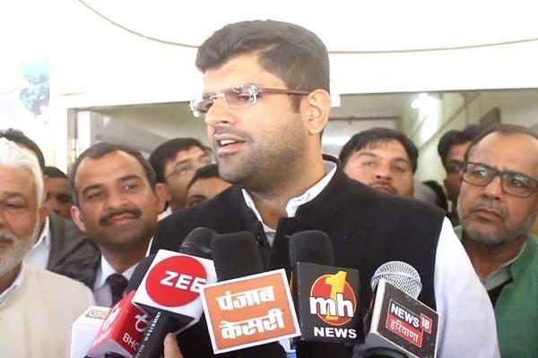 dushyant chautala said surajwala finding new area