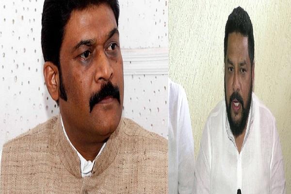 karnataka non bailable warrant against congress legislators