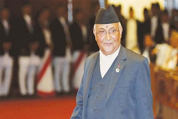 prime minister oli remains silent on airline deal after criticizing opposition