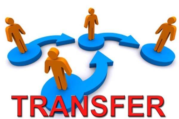14 ias officers transferred in uttar pradesh