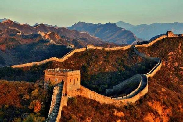 china made a comprehensive plan to protect the great wall