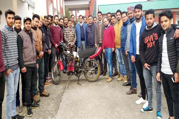 big achievement of students of shri sai university