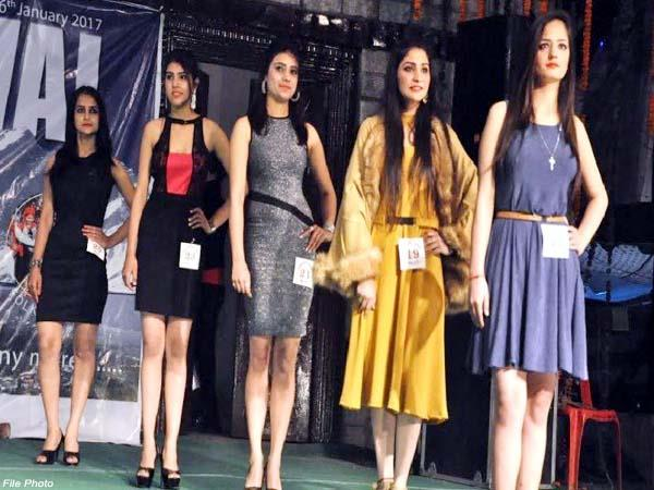 beauties accused of fixing in winter queen competition