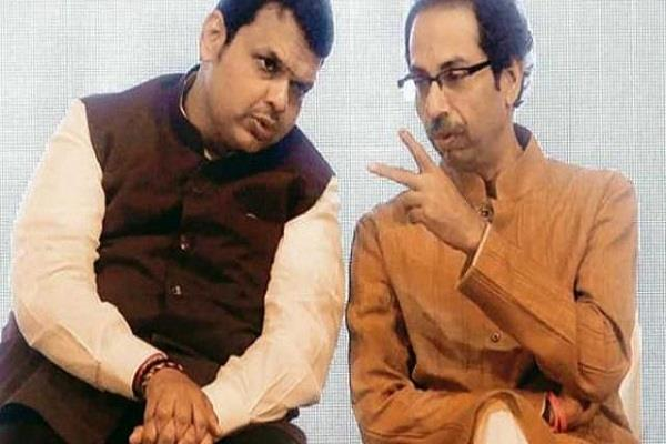 consensus on seat sharing between bjp and shiv sena