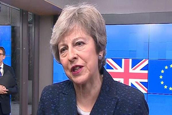 uk will be different from eu at fixed time  theresa may