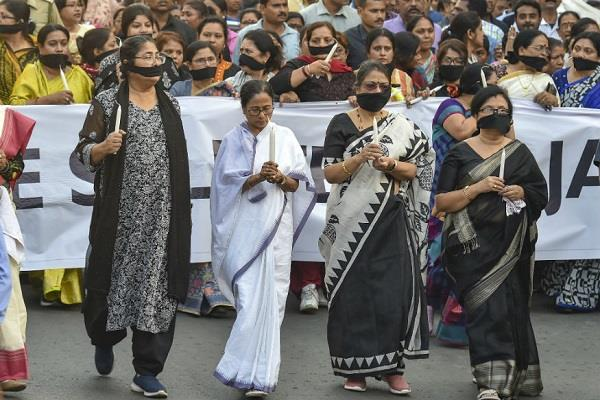 the country is standing with its soldiers mamata