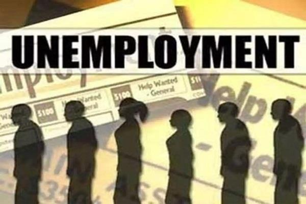 the problem of jobs and unemployment problems  concern