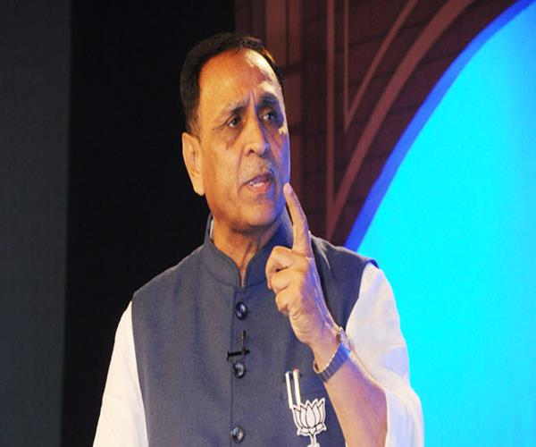 congress responsible for delay in construction of ram temple vijay rupani