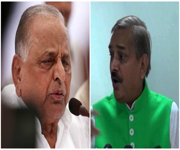 mulayam s statement will benefit congress pramod tiwari