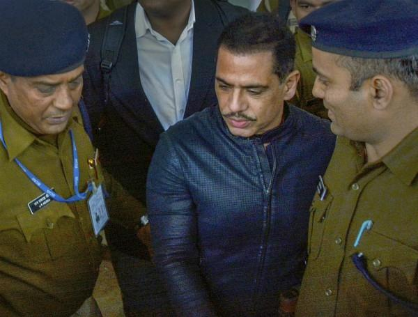 vadra to be present in front of ed in jaipur