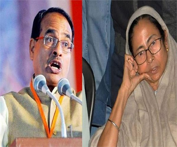 mamata and opposition are just concerned about not the country shivraj