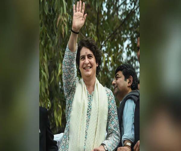 priyanka big announcement in lucknow lok sabha polls will not contest