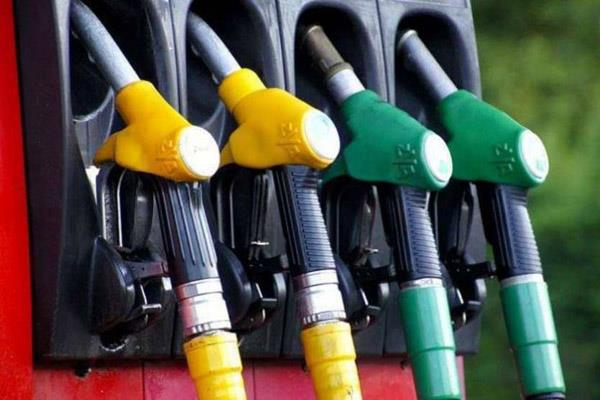 petrol and diesel prices today relief for so much money