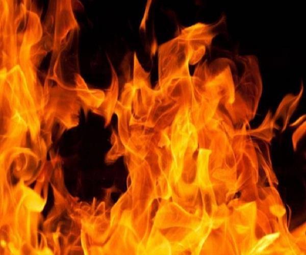 dangerous fire in igmc hospital
