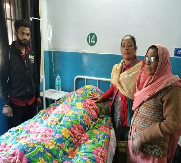 civil hospital video viral