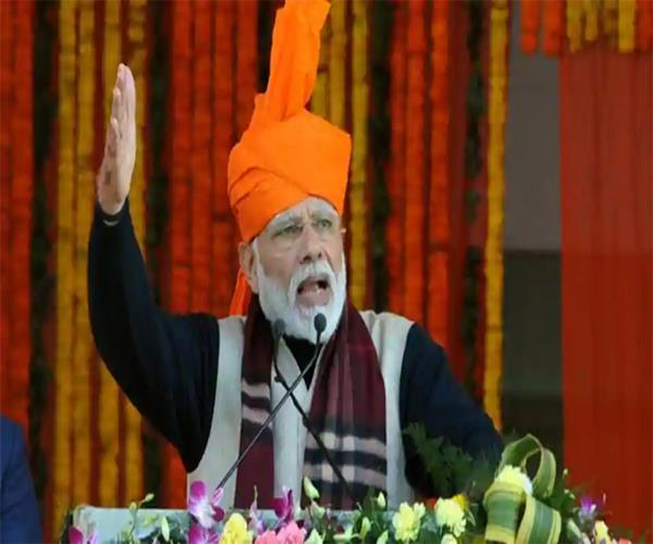 kumbh fair achieved giving message of cleanliness to society modi