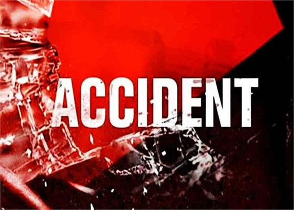 car collision with bsf 13 killed 13 injured in a mini bus accident