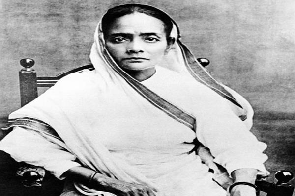 history of the day mahatma gandhi kasturba gandhi america